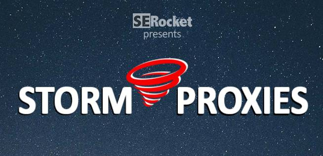 2018's Best Storm Proxies Coupon Code — 100% Guaranteed