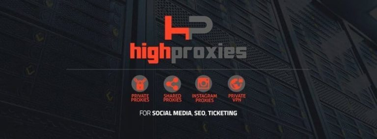 High Proxies promo code