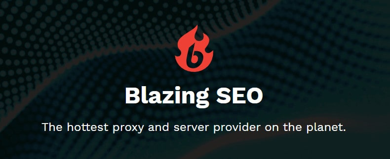 Blazing Proxies Review