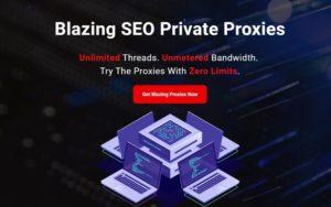 Blazing SEO Proxies